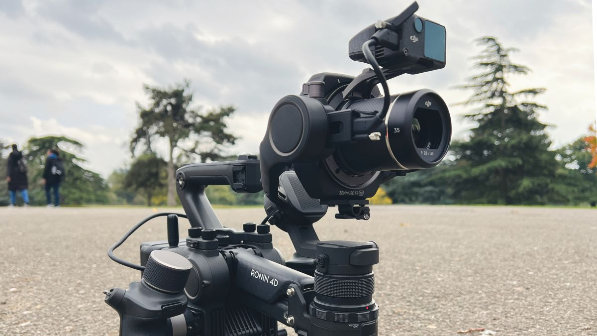 I spent a day with the DJI Ronin 4D – and it took my filmmaking to the next level