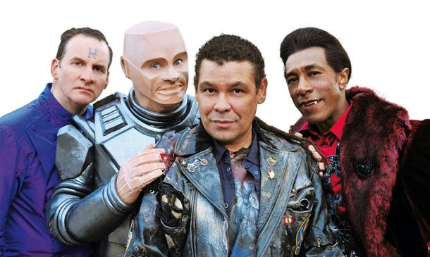 red dwarf cast - 610×365