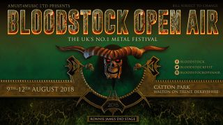 The new Bloodstock poster