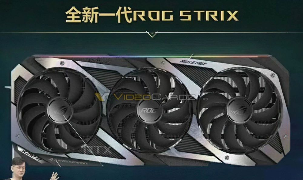 GeForce RTX 3080 Ti leak shows a killer graphics card is coming