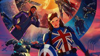 Marvel's What If...? auf Disney Plus