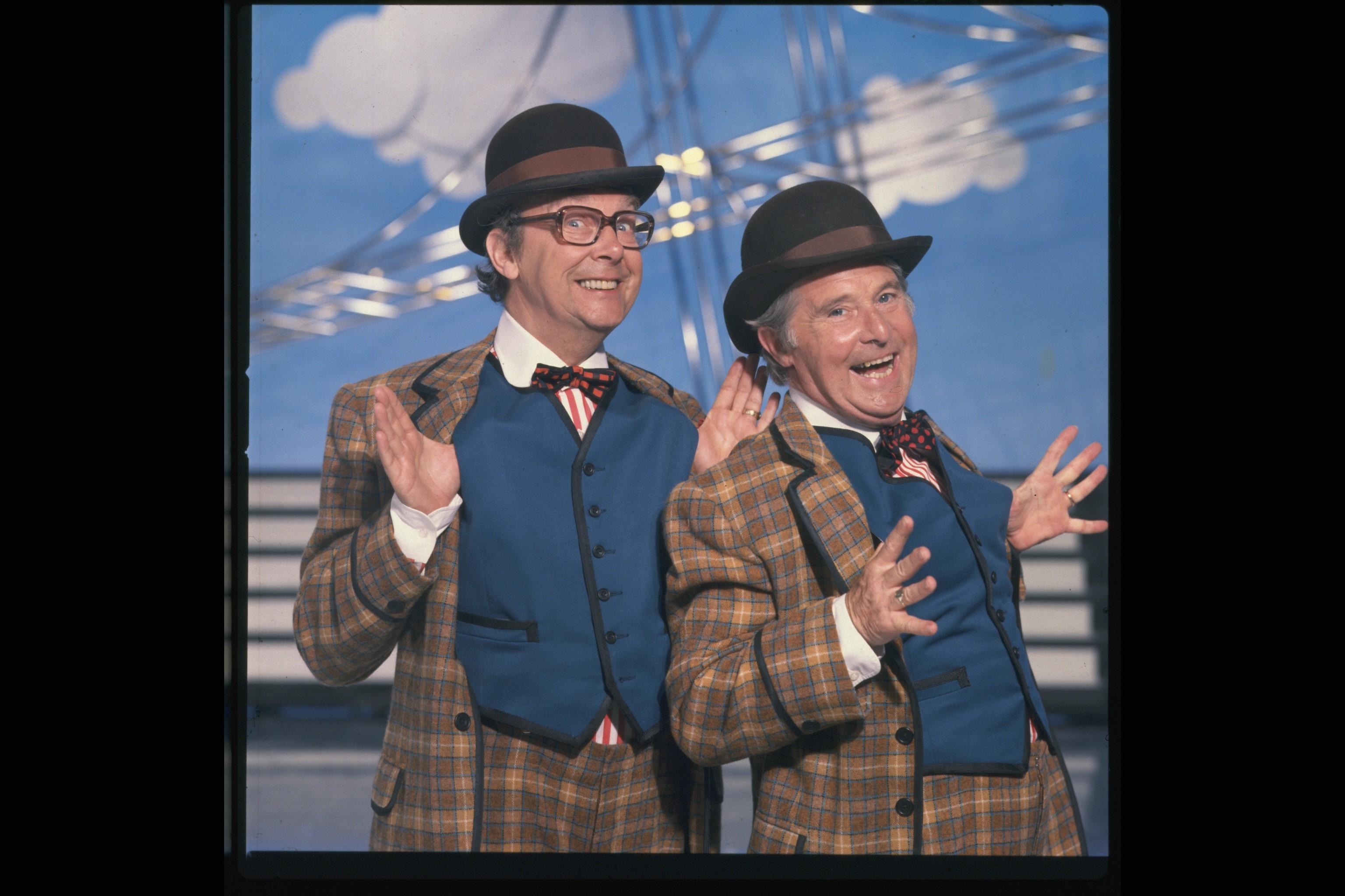 TV Tonight Eric y Ernie nos traen el sol.