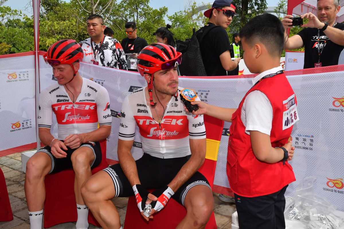 Degenkolb looking forward to Lotto life with Ewan and Gilbert