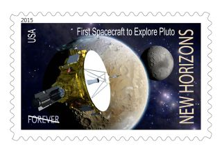 Proposed New Horizons Stamp