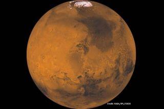Mars destination