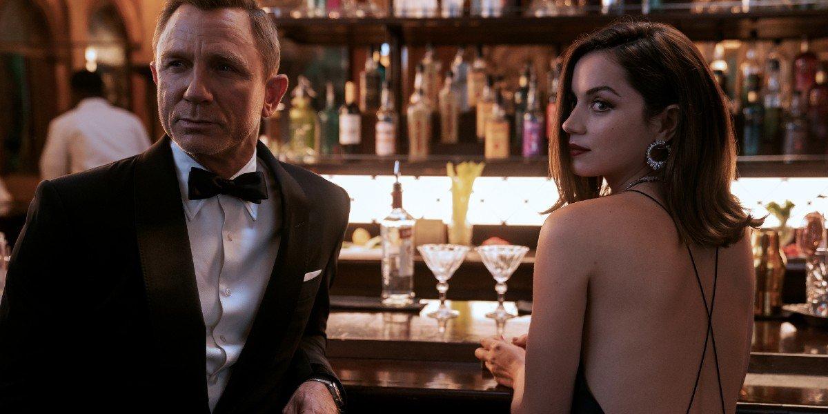 Daniel Craig, Ana de Armas - No Time to Die