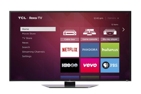 TCL Roku 55-Inch TV Review: Smart TV Done Right | Tom's Guide