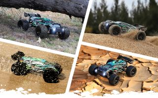Fast, fearless and fun: Save $16 on this awesome remote-control monster truck this Prime Day