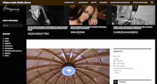 Mojave Audio Launches Online Media Library