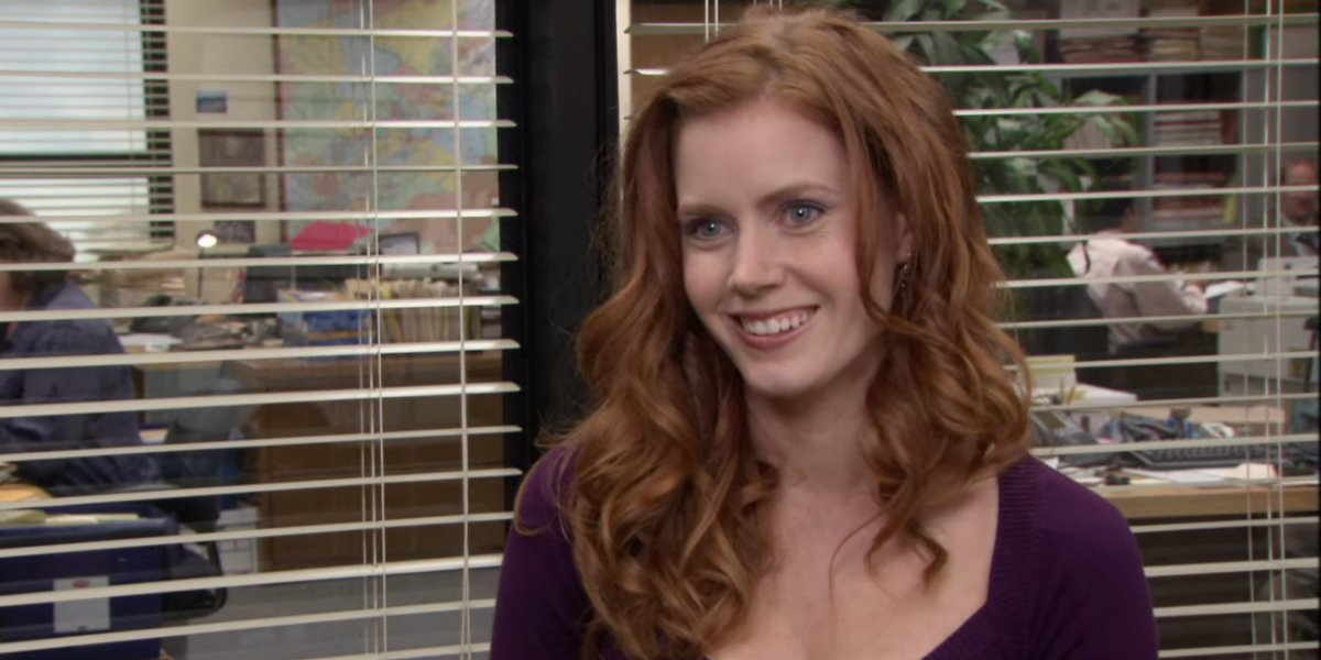 Amy Adams in The Office