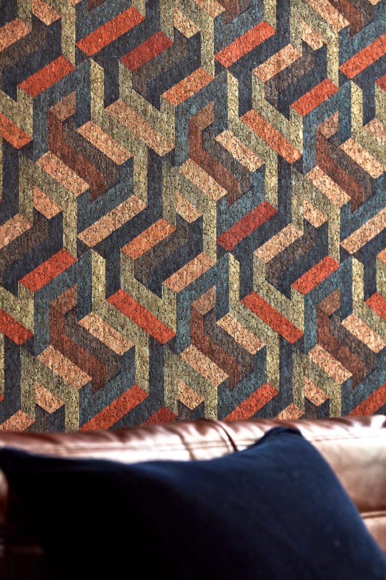 The 10 Hottest Wallpaper Trends For 2020 From 3d To Natural Materials