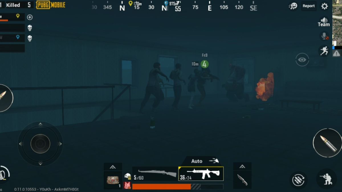 PUBG Mobile zombie mode gameplay: Tips and tricks to survive