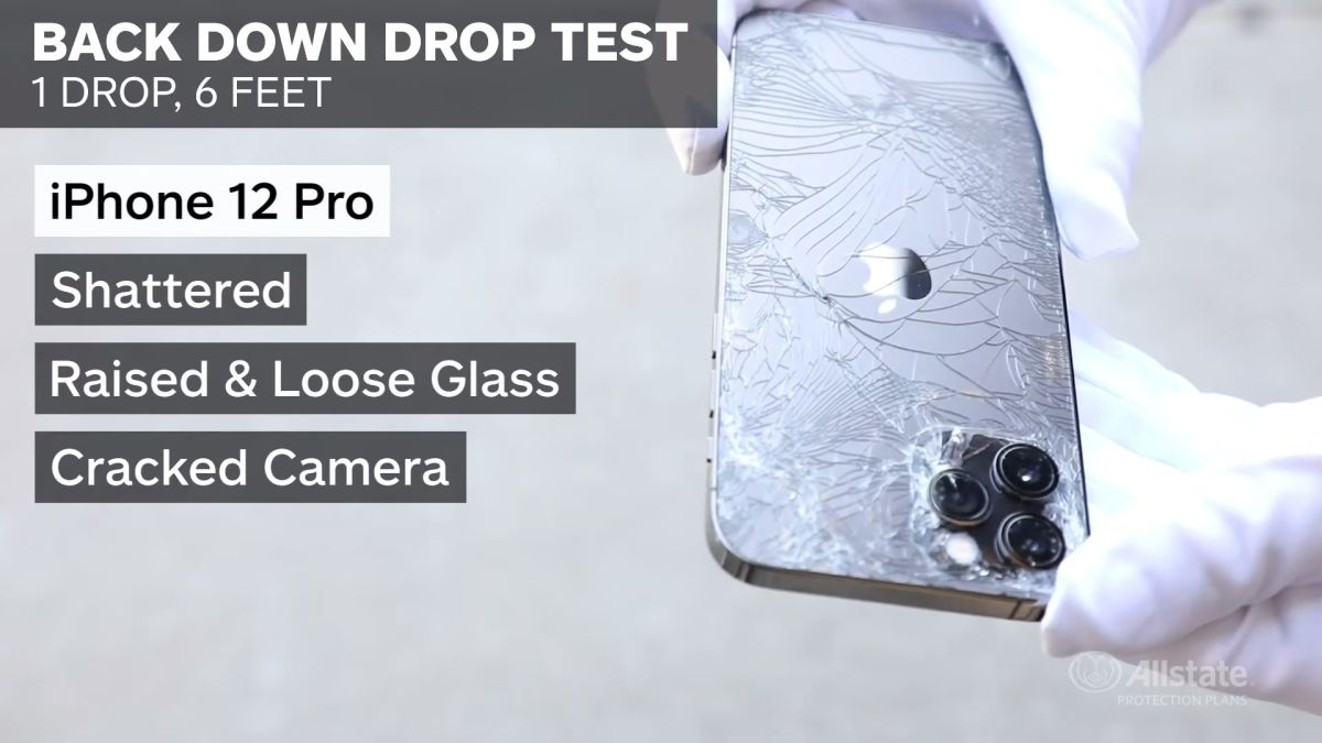 iPhone 12 drop test — the earth-shattering results will shock you!