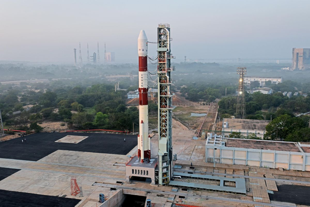 India to launch Brazilian Earth-observing satellite tv for pc (and 18 extra) tonight. Watch it reside!