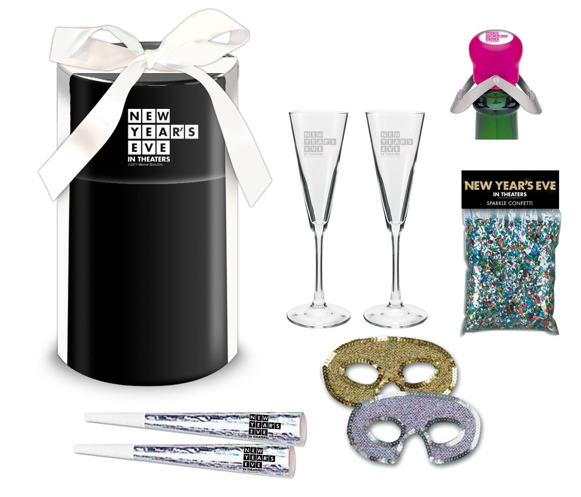 Giveaway: Win Our New Year's Eve Prize Pack With A Spa Set, Party Kit And More #5386