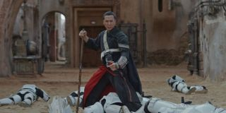 Donnie Yen with the stick