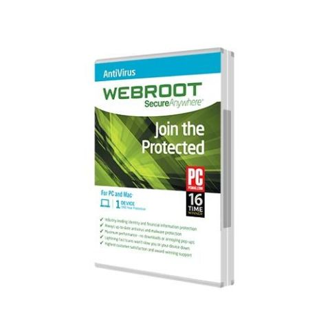 Webroot Secure Anywhere Antivirus 2014 Review - Pros, Cons