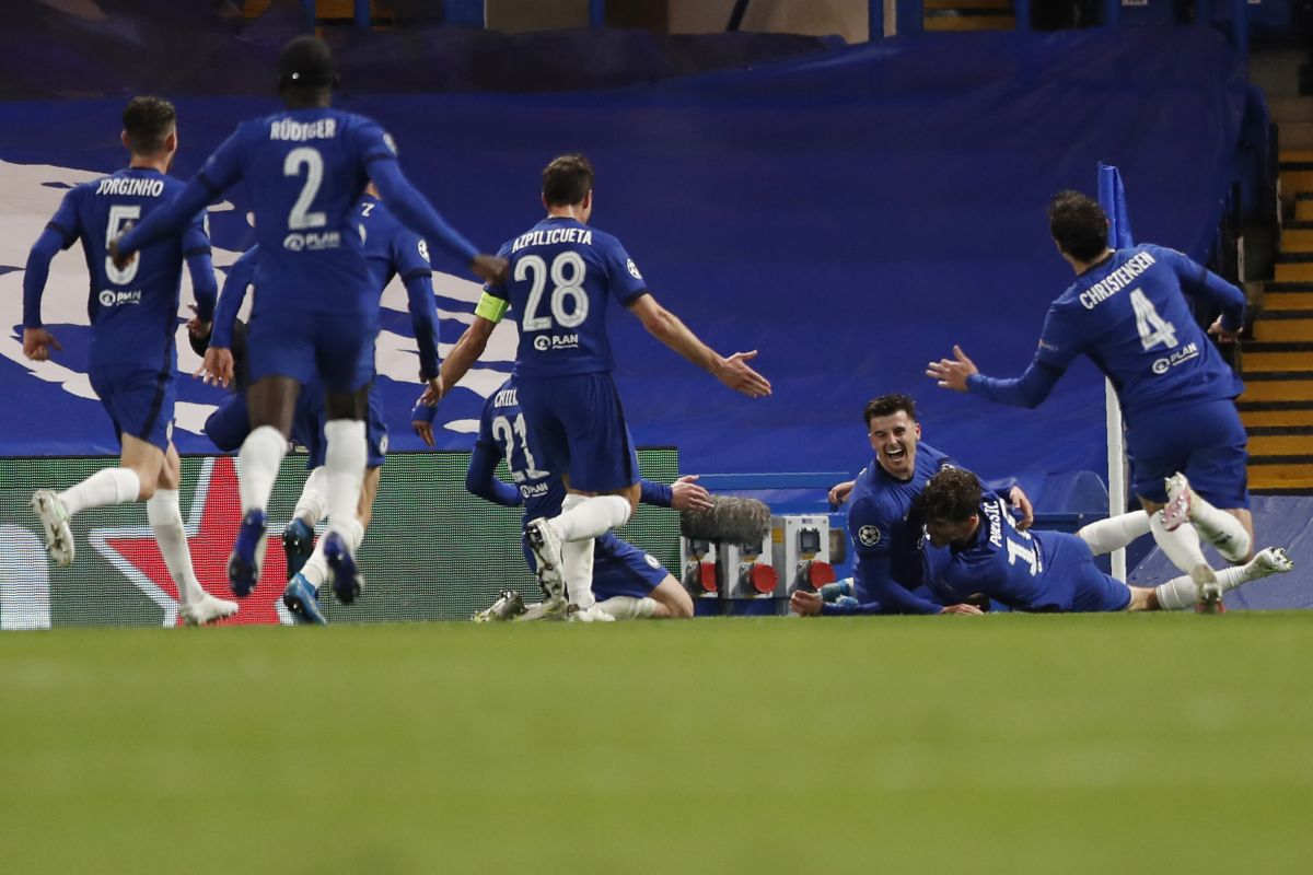 Mason Mount challenges Chelsea to 'achieve greatness' in Champions League final