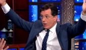 Watch Stephen Colbert Crash The Republican National Convention In True Colbert Style