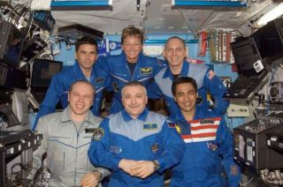 Space Station Crew to Return Home Sunday