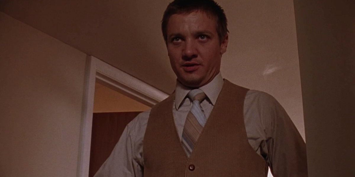 Jeremy Renner in The Heart Is Deceitful Above All Things