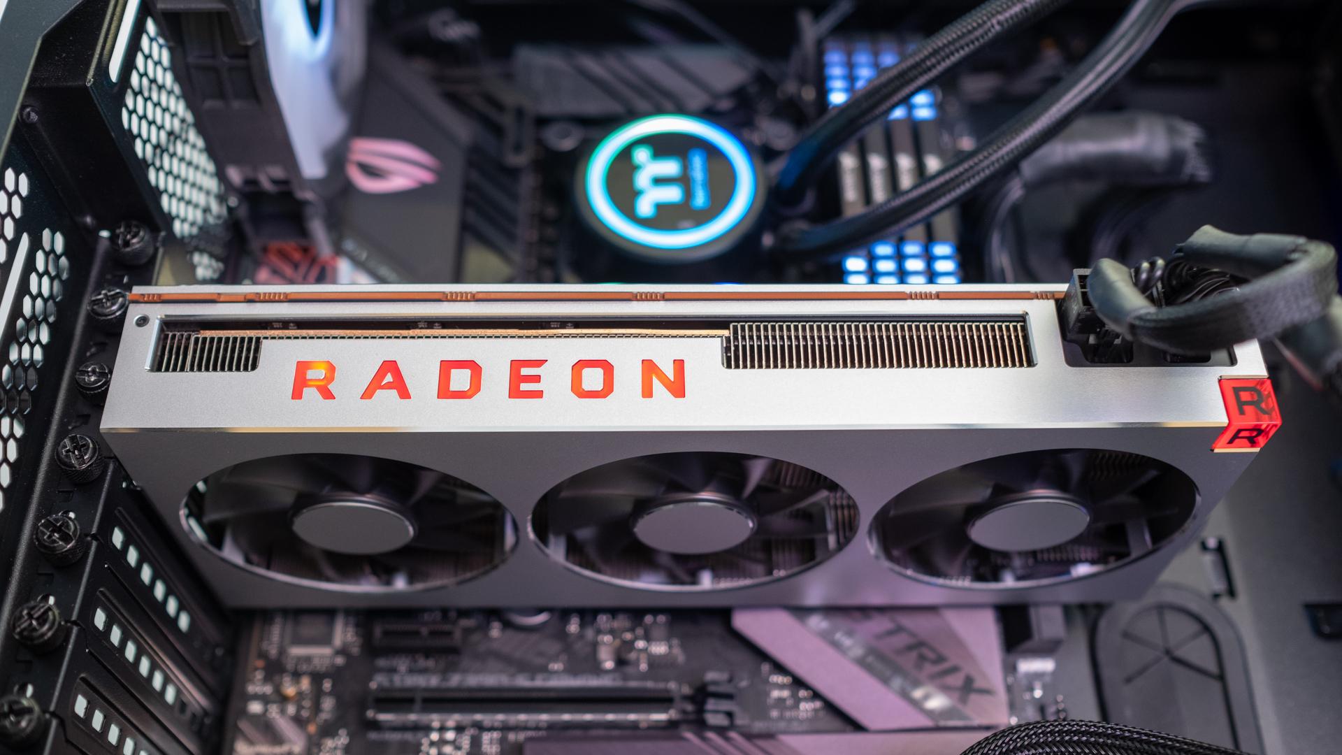 Amd Radeon Vii Review Techradar