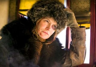 Leigh in The Hateful Eight
