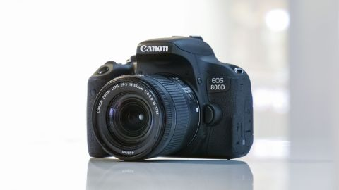 Canon EOS Rebel T7i / EOS 800D review | TechRadar
