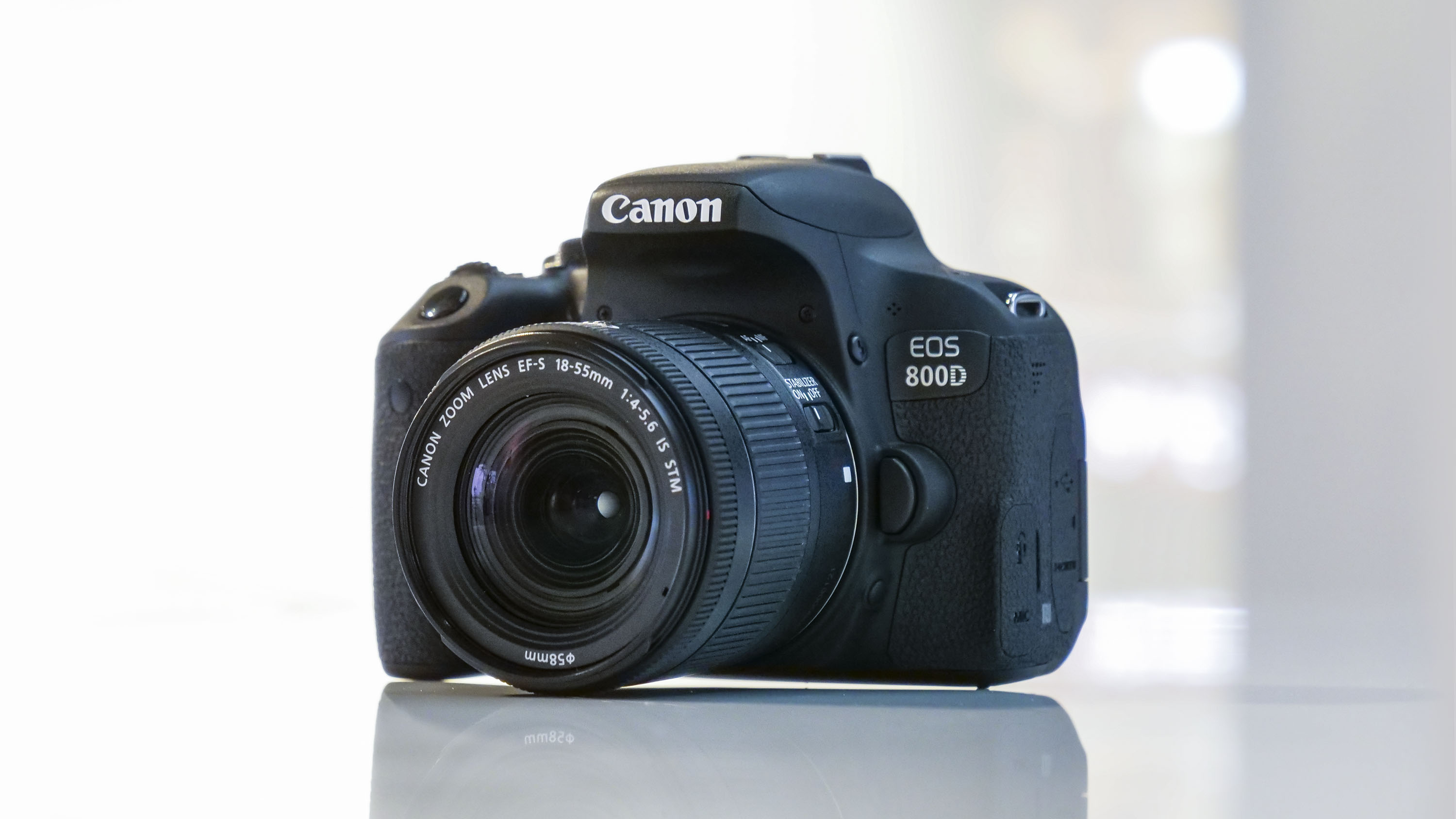 Canon Eos Rebel T7i Eos 800d Review Techradar