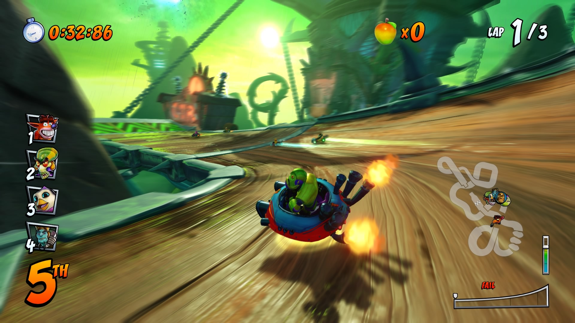 Crash Team Racing Nitro-Fueled is getting microtransactions