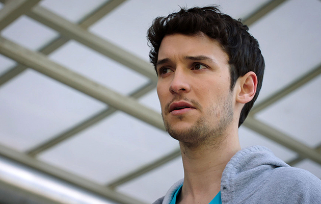 Nic Jackman plays Cameron Dunn in Holby City