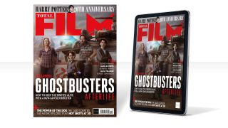 Total Film's Ghostbusters: Afterlife issue in print and digital