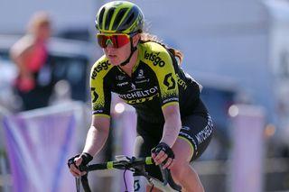 Jessica Allen (Mitchelton-Scott) at the 2019 Ladies Tour of Norway