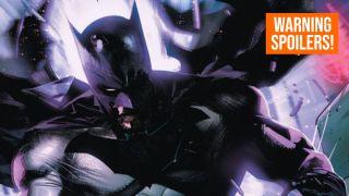 Batman #106 art