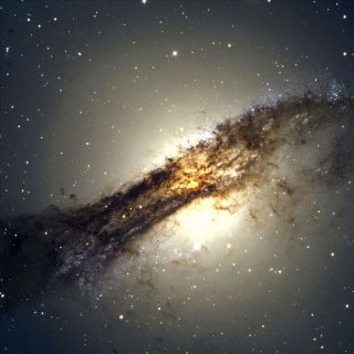 Giant Elliptical Galaxy Centaurus A