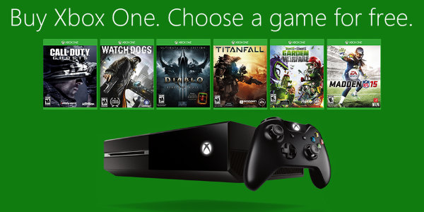 Destiny Is Free With Xbox One Purchase