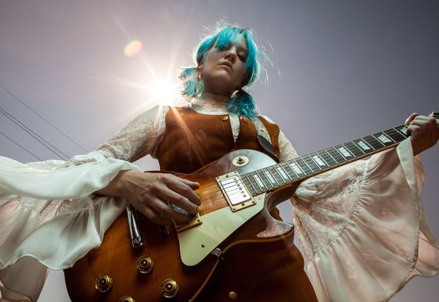 Six Questions with Bleached Guitarist Jessie Clavin