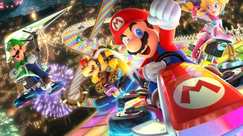 Mario Kart 8 Deluxe Review The Definitive Version Of The