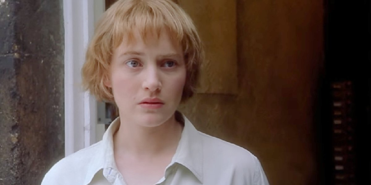 Kate Winslet in Iris.
