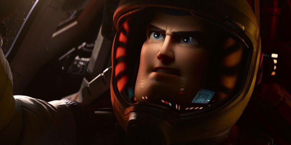 Buzz Lightyear in Lightyear for Disney+
