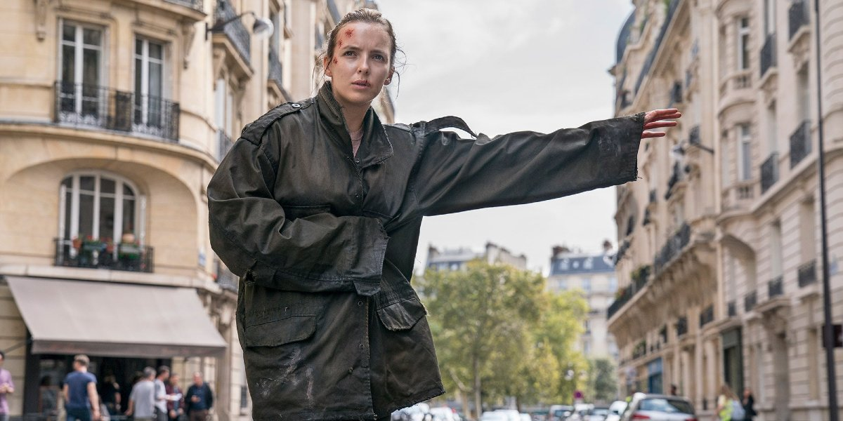 Jodie Comer on Killing Eve