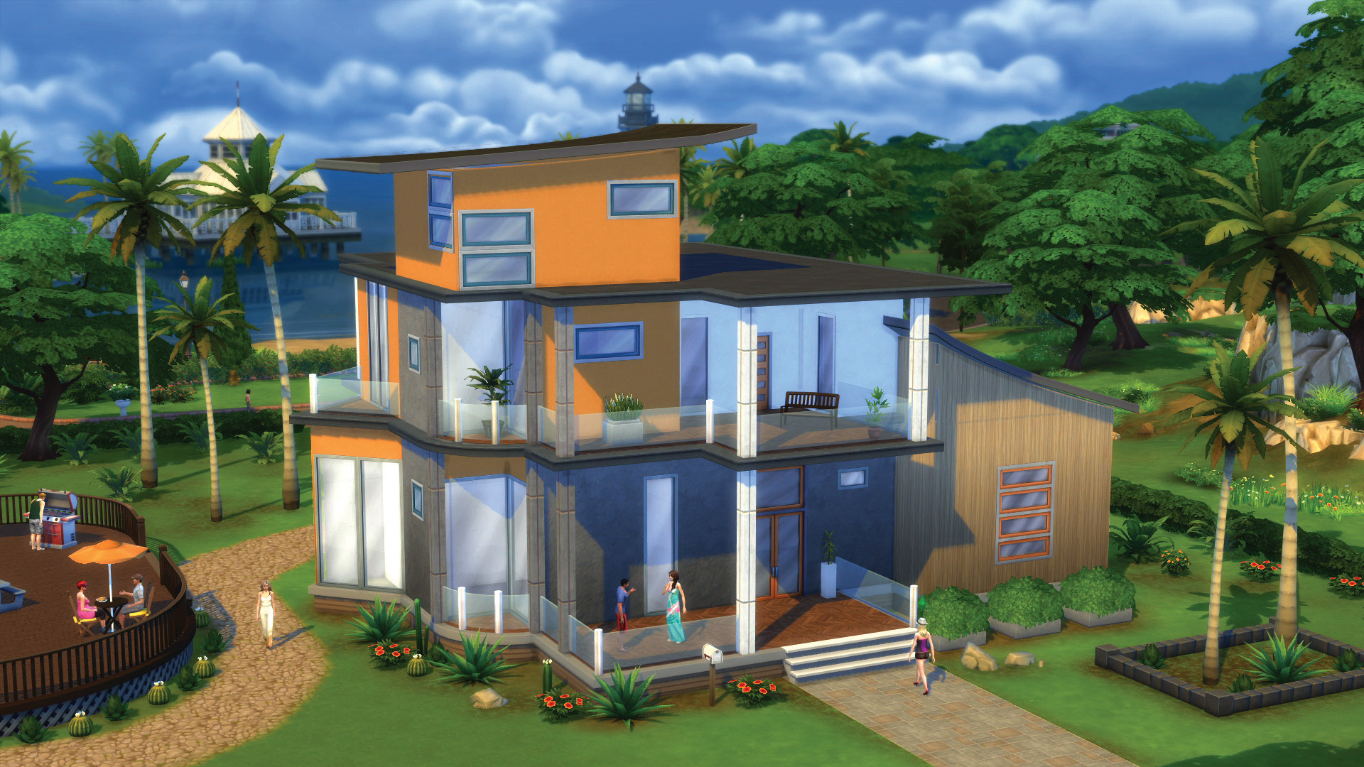 Stuff, not stories, forms the real heart of The Sims series | PC Gamer