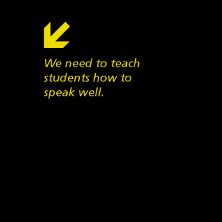 Teaching Students How to Speak Well – A Unit to Explore