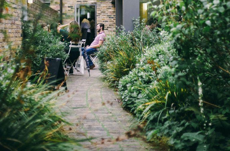 Garden path ideas: like Monty Don's