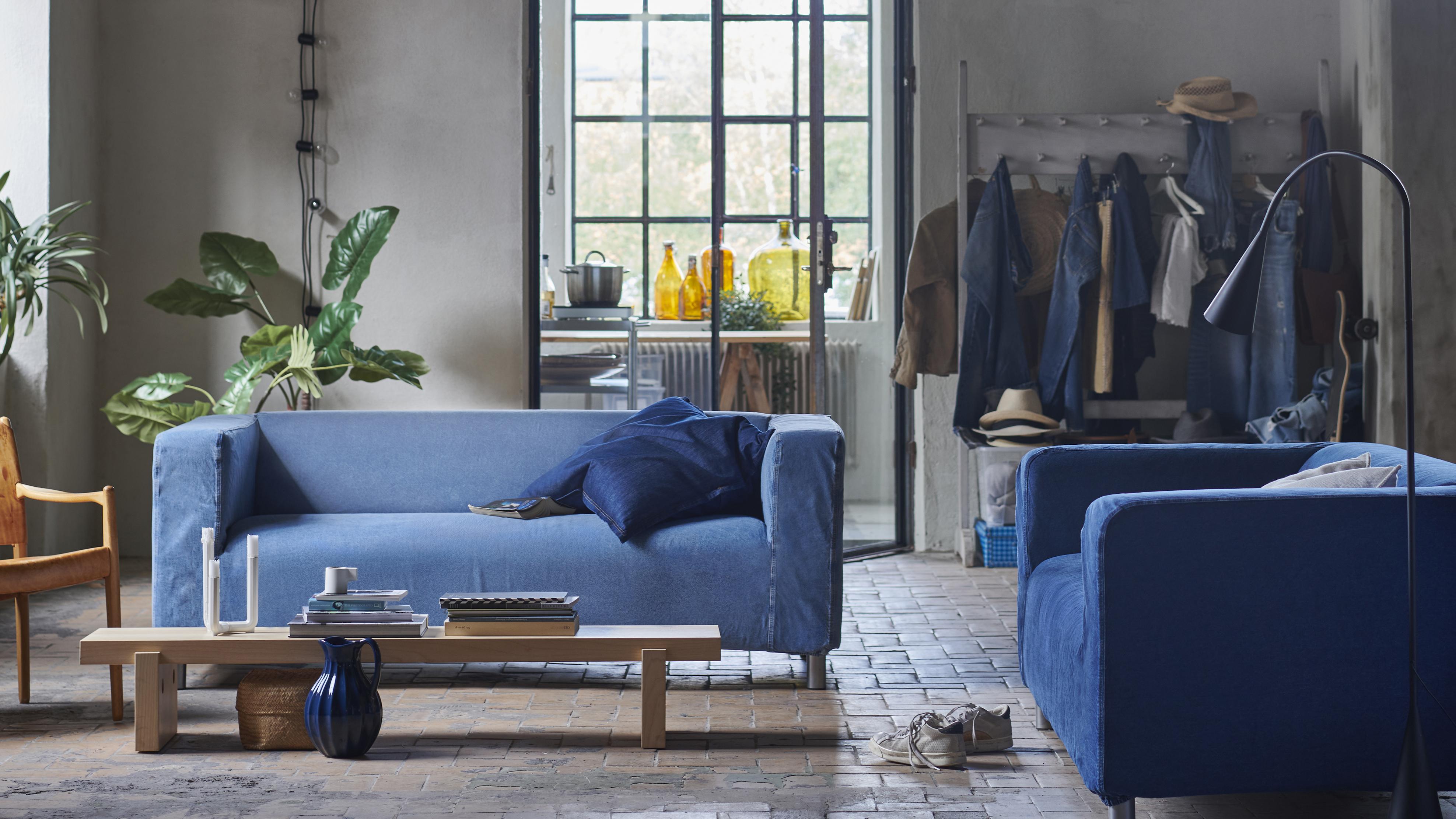 Peek at the new IKEA X MUD Jeans collaboration   Livingetc