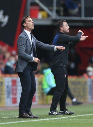 AFC Bournemouth v Luton Town – Sky Bet Championship – Vitality Stadium