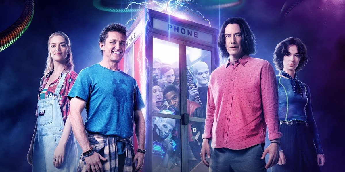 Bill and Ted Face the Music cast