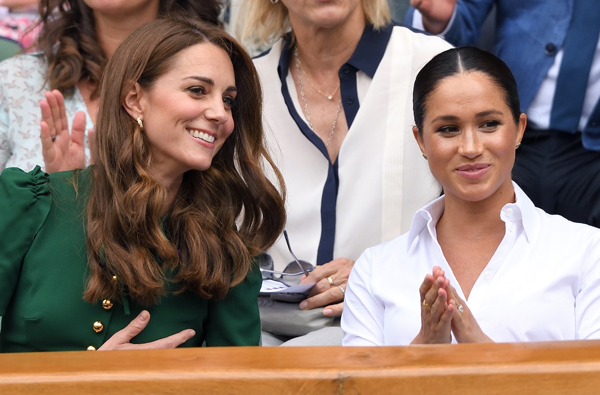 Duchesses Kate and Meghan both swear by this sell-out facial oil