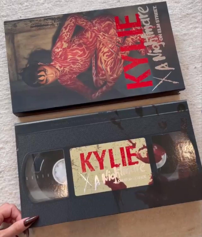 La línea de maquillaje Nightmare on Elm Street de Kylie Jenner