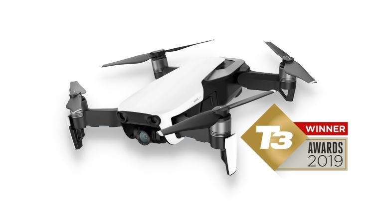 T3 Awards 2019 the DJI Mavic Air wins our top drone award